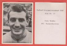 West Germany Fritz Walter Kaiserslautern (13)